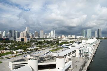 Miami Cruise Ship Terminal