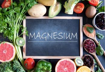 Magnesium diet