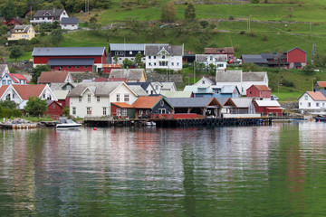 Port of Undredal
