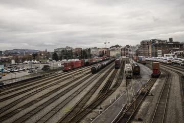 Ferrovia,Trens