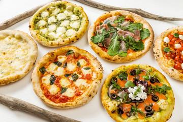 手作りピッツア Italian home-made pizza