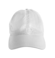 Cap on white background. Mockup for design