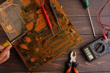 board repair