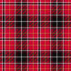 Scottish seamless pattern. Vector background eps10