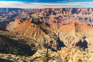 Grand Canyon on a sunny day