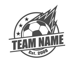 Logo Club Name Template