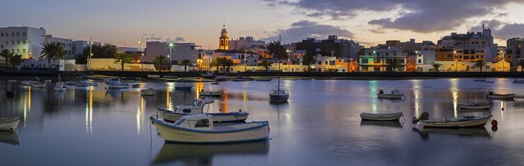 Charco de San Gines in Arrecife Lanzarote