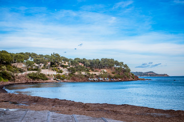 La Anse de Fabrégas à La Seyne-sur-Mer