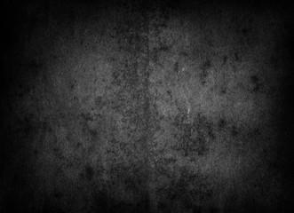 Old black paper background.