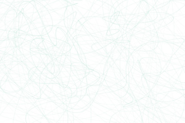 Very abstract background with soft colored lines