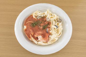 冷凍スパゲッティ ボロネーゼ