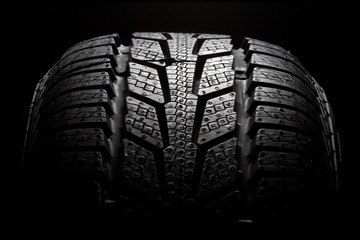 High performance winter tire