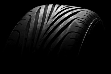 High performance summer tire