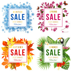 Four Seasons sale