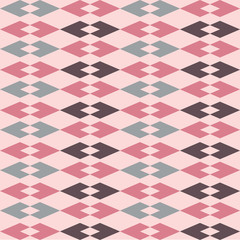 Geometry shape repeating seamless pattern design