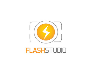 Flash studio logo