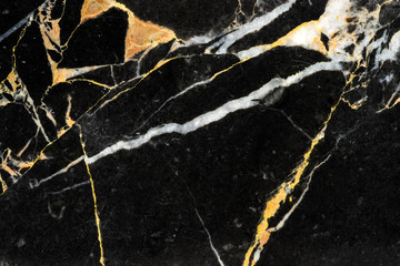 golden black marble abstract pattern texture