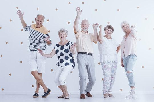 Elders in funny pictures