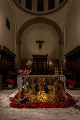 Teano CE, Presepe della Cattedrale