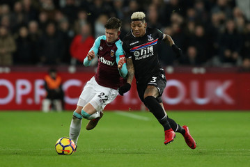Premier League - West Ham United vs Crystal Palace
