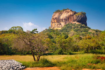Sigiriya - Lion Rock, Sri lanka