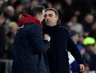Premier League - Swansea City vs Arsenal
