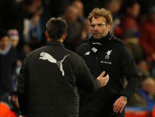 Premier League - Huddersfield Town vs Liverpool