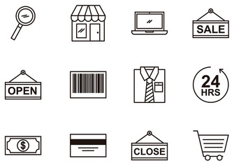 E-Commerce Icon Set 3