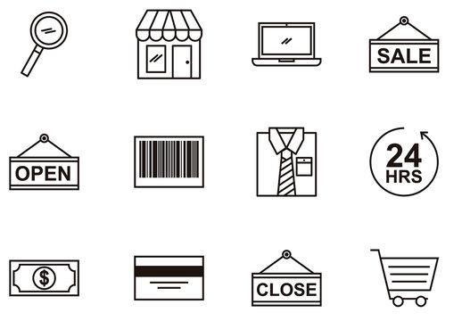 E-Commerce Icon Set 3