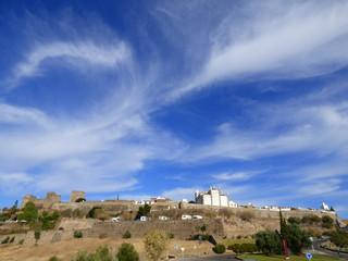 Monsaraz, pueblo bonito de el Alentejo (Portugal)