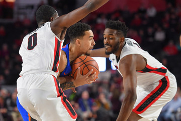 NCAA Basketball: Florida at Georgia