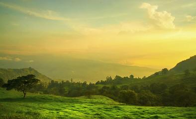 Landscape Colombia