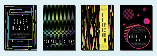 Modern cover design.