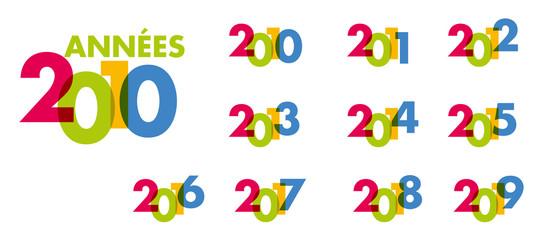 année - objectif - 2010 - 2011 - 2012 - 2013 - 2014 - 2015 - 2016 - 2017 - 2018 - 2019