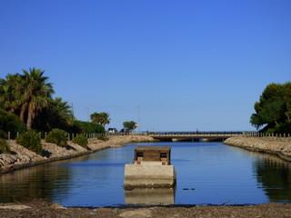 Ampolla,localidad de Tarragona en Cataluña,España