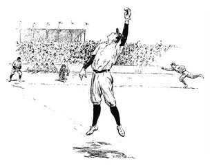 Baseball Spieler Spiel Spielfeld Zuschauer - baseball player game field spectators