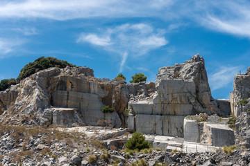 Marble Quarry - Palmaria island Italy