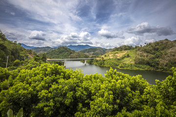 Bang Lang dam, Yala, Thailand