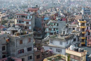 City of Kathmandu Nepal