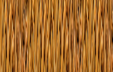 abstract lines background dark golden vertical stripes rays textured pattern, the effect of the trunk of a tree trunk