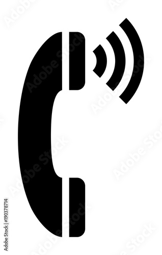 telephone vector icon stock image and royalty free vector files on rh fotolia com telephone vectoriel free telephone vector icon