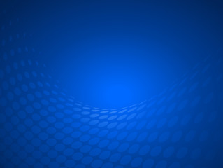 Abstract Dark Blue Dot Pattern Healthcare Communication Design Background Template that could be used for various other businesses. Plenty of space for text.
