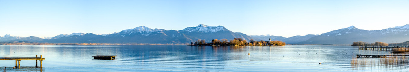 chiemsee lake