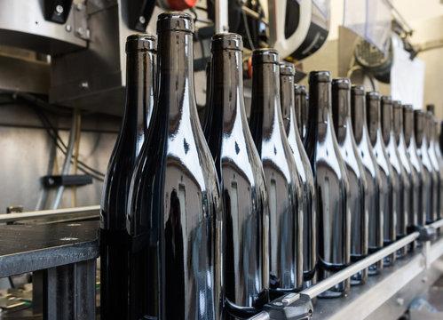 mise en bouteille du vin