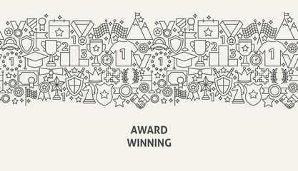 Award Banner Concept