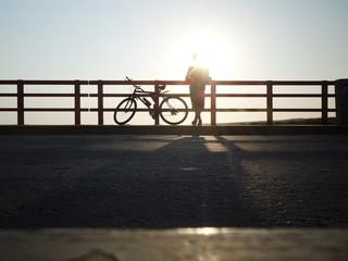 Printed roller blinds Grocery Ciclismo en puente Eten