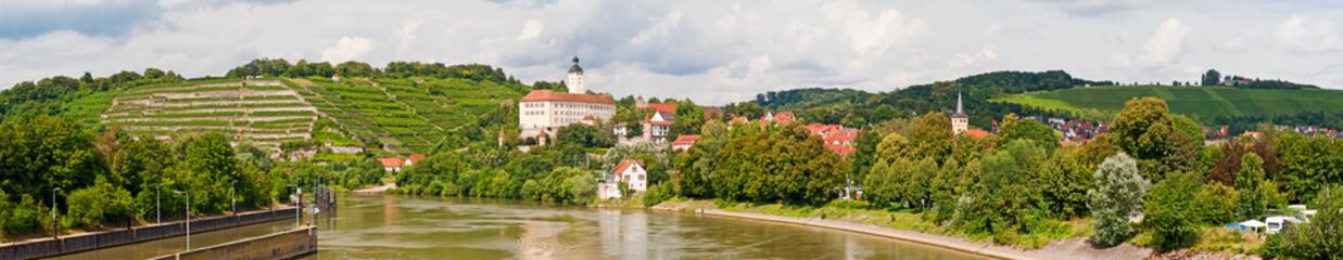 Burg Schloss Horneck am Neckar, Baden-Württemberg
