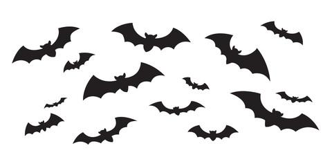Bat vector Halloween icon logo fly doodle illustration character
