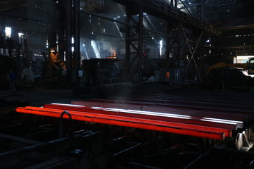metallurgical work