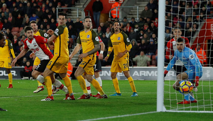 Premier League - Southampton vs Brighton & Hove Albion